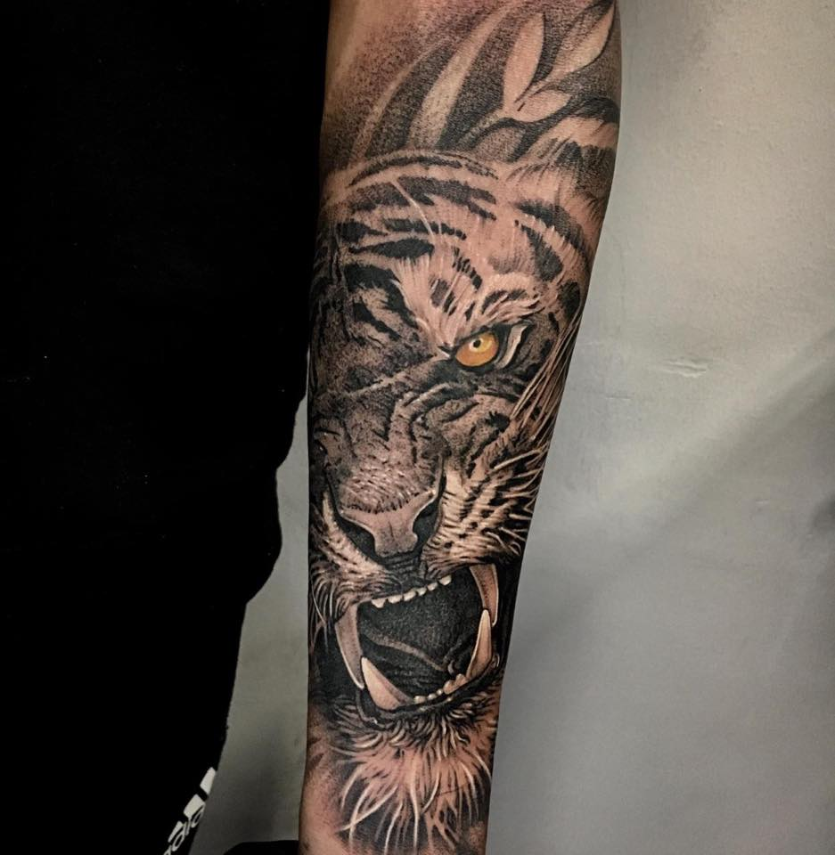 Tattoo Realistic 12
